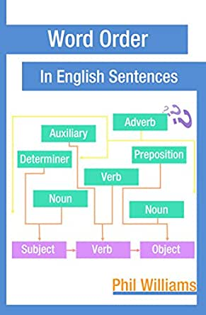 Word Order in English Sentences - Kindle edition by Phil Williams ...