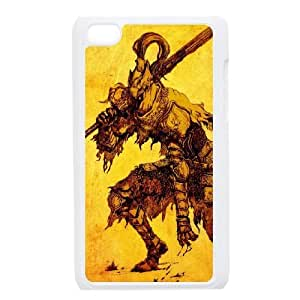 iPod Touch 4 Phone Case White Dark Souls ZIC438227