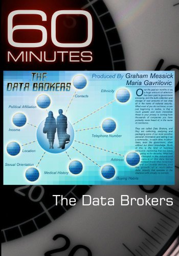 60 Minutes The Data Brokers