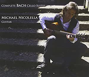 Complete Bach Cello Suites (arranged for guitar)