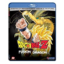 Dragon Ball Z: Fusion Reborn / Wrath of the Dragon (Double Feature) [Blu-ray] by Funimation Prod