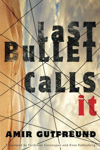 Last Bullet Calls It pdf epub