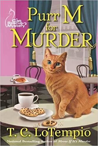 Image result for Purr M for Murder by T.C. Lotempio