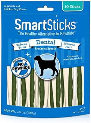 Dog Treats: SmartSticks Dental
