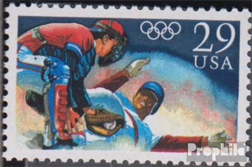 U.S. 2212 (Complete.Issue.) 1992 Olympics Summer (Stamps for Collectors) Olympic Games