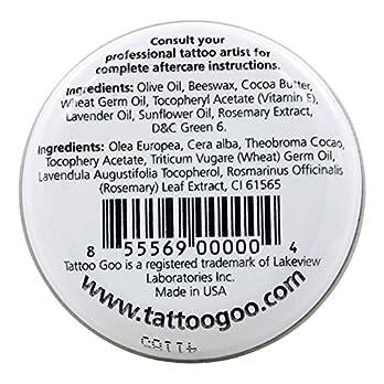 Tattoo Goo Original – Unterstützung für Tattoo (21G)