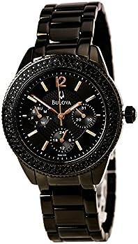 Bulova 98N105 Crystal Women's Watch