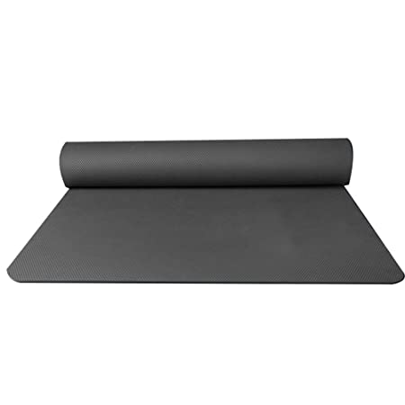 ROM Alfombra Yoga Grande, TPE Antideslizante Resistente Sin ...