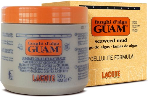 Guam Anti Cellulite Mud Treatment 500G