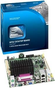 Intel Desktop Board D425Kt Innovation Series - Placa Base - Mini Itx - Intel Atom D425 - Nm10 - Ethernet - Gráficos En La Placa - Hd Audio