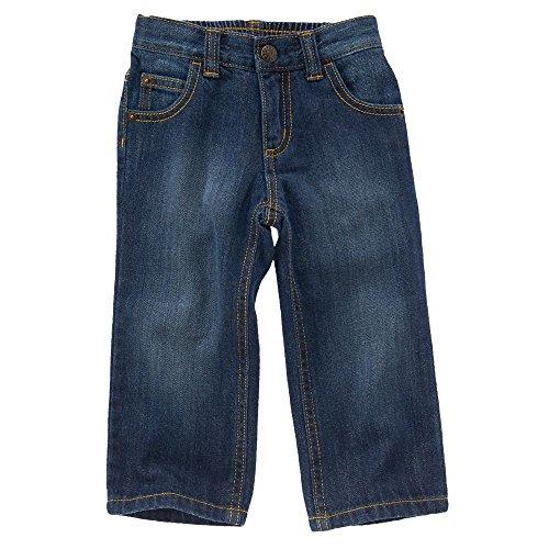 Crazy 8 Baby Boys' Straight Jeans, Dark Wash, 12-18 Months