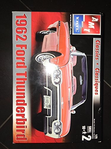 1962 Ford Thunderbird Model Kit - Ford Thunderbird Model Kit Shopping Results