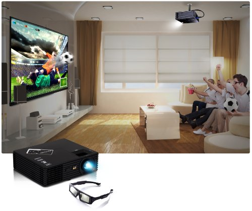 ViewSonic PJD7820HD 3200 Lumens 1080p HDMI Home Theater Projector (Discontinued by Manufacturer)