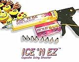 EMOJI - ICE 'N EZ - CUPCAKE ICING SHOOTER