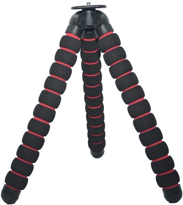 COOPIC TR-28 Max Height 280mm Mini Flexible Octopus Tripod for DSRL cameras and Video cameras