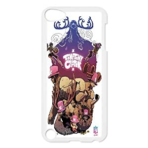 Japanese Cartoon One Piece Pattern Productive Back Phone Case FOR Ipod Touch 5 -Style-14