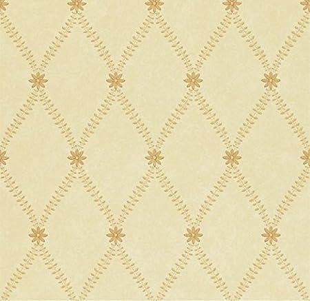 Zoffany FLW06007 Wallpaper STARFLOWER Cream BA0158: Amazon.co.uk: Kitchen & Home