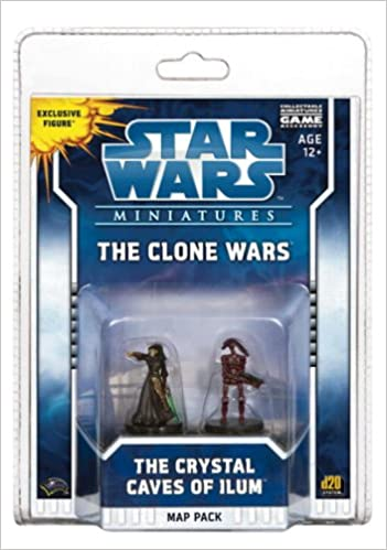The Clone Wars: map pack 3: The Crystal Caves of Ilum