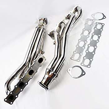 Performance Exhaust Manifold Headers Fits Nissan Titan Armada QX56 04 15  5.7L V8