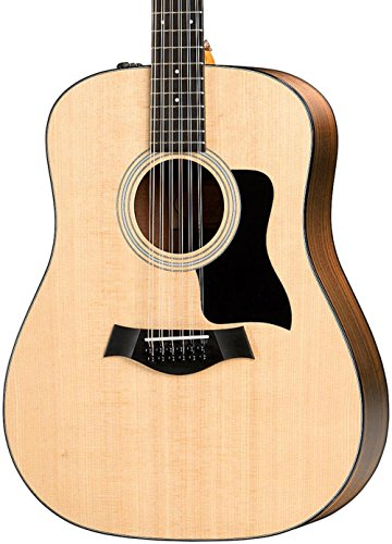 - Taylor 150e 12-string - Layered Walnut Back and Sides