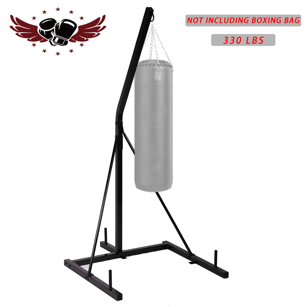 FDW Heavy Duty Punching Bag Boxing Stand Perfect for Home Fitness Punch by FDW