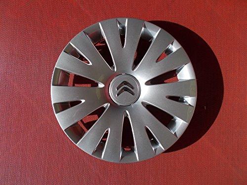 Citroen Tapacubos para Citroen Berlingo, Nemo, Xsara y Picasso, 38,1 cm, nuevo: Amazon.es: Coche y moto