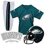 #1: Franklin Sports NFL Deluxe Youth Uniform Set