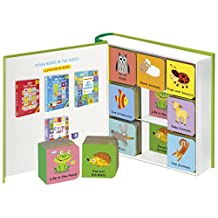 Animal World: 9 Mini Board Book Box Set