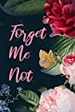 img - for Forget Me not: Can't remember Password Personal Internet Address Password Book Tabs (The Personal Internet Address) book / textbook / text book