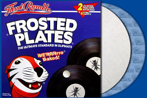 (Thud Rumble Frosted Plates Slipmat Pack)