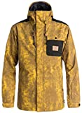 DC Men's Delinquent 17 Jacket, Decay Dull Gold, Medium