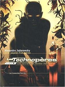 """Afficher """"Les Technopères n° 6 Les secrets du Techno-Vatican"""""""