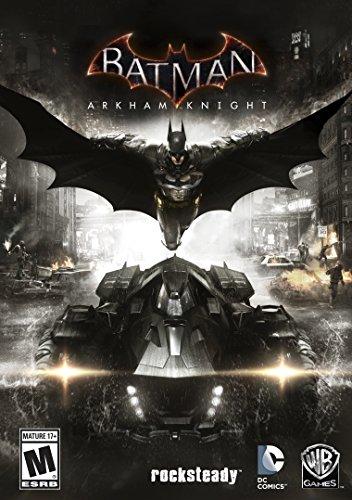 Knight Window (Batman: Arkham Knight - Windows Standard Edition)