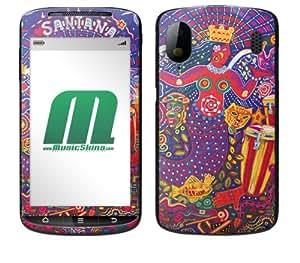 MusicSkins MS-SANT10339 Smartphone Multicolor funda y carcasa para móvil - fundas y carcasas para móviles