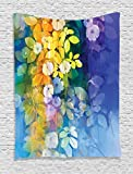 These one of a kind tapestries will help transform your room into your private sanctuary! Made from a high quality silky satin polyester blend that provides an elegant look and is silky soft to the touch, perfect for any room. Can be used in ...