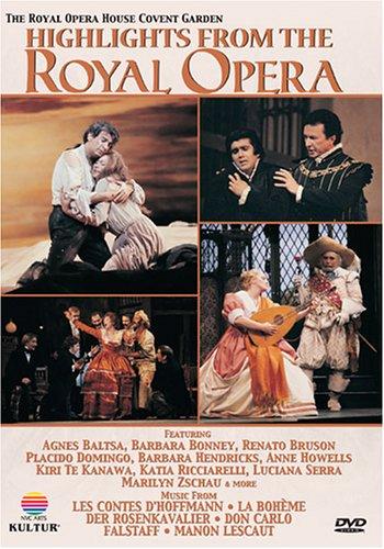 (Highlights From The Royal Opera /  Puccini, Strauss, Te Kanawa, Domingo)