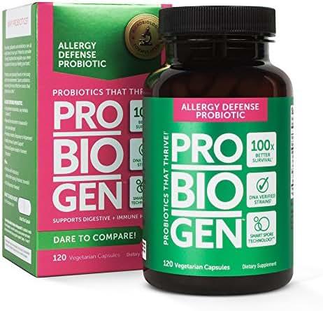 Probiotics: PROBIOGEN Allergy Defense