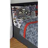 LEGO Ninjago Movie Ninja Warriors Twin Bedding Sheet Set