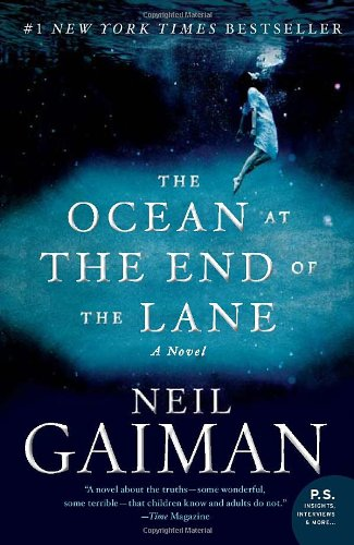 The Ocean at the End of the Lane (2014) (Book) written by Neil Gaiman
