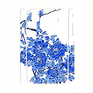 Fashionable Blue and White Porcelain pattern Hard Plastic Shell Case Cover for Samsung Galaxy S I9000 Case