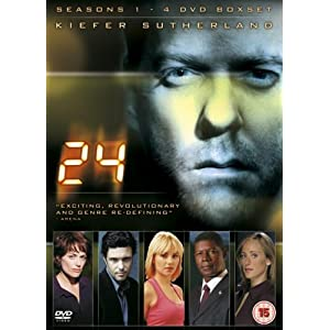 24: Seasons 1-4 movie