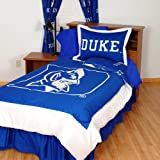 Duke Reversible Comforter Set - Twin by College Covers