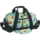 Olive Kids Wild Animals Overnighter Duffel Bag