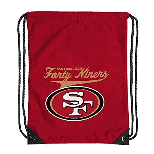 NFL Turnbeutel Sportbeutel Gym Bag San Francisco 49ers