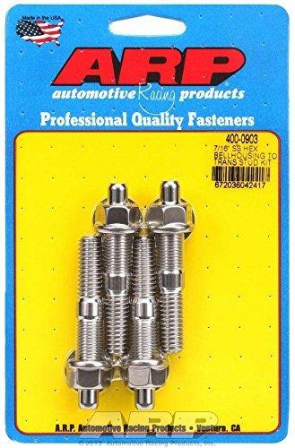 ARP (400-0903) Bell Housing Stud Kit, Stainless Steel