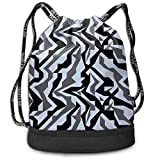 GLSEY Bag Unisex Camouflage Multifunctional Drawstring Sackpack Casual Outdoor Daypack