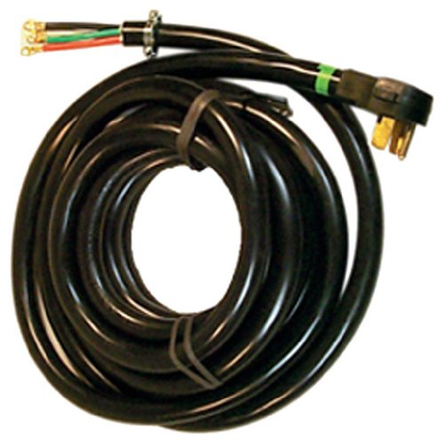 Coleman Cable 09527-00-08 25' 50 Amp Power Cord ()