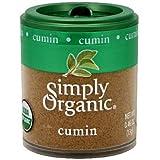 Simply Organic Cumin 0.46 oz (Pack of 6)