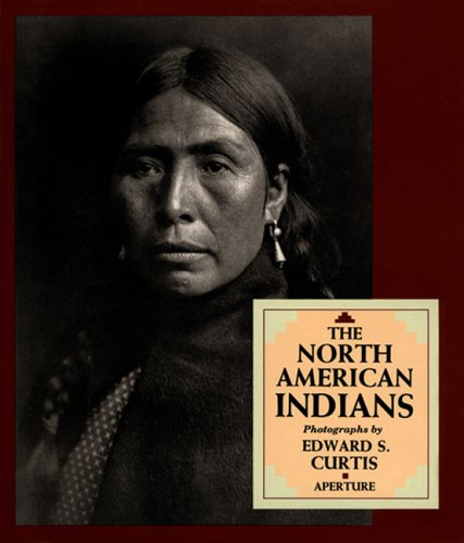 The North American Indians: A Selection of Photographs by Edward S. - Online Sales Tax Canada