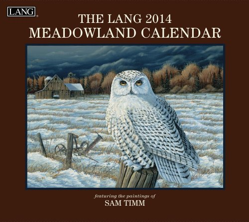 Price comparison product image Lang Perfect Timing - Lang 2014 Meadowland Wall Calendar, 12 Month (Jan 2014- Dec 2014), 13.375 x 24 Inches (1001711)